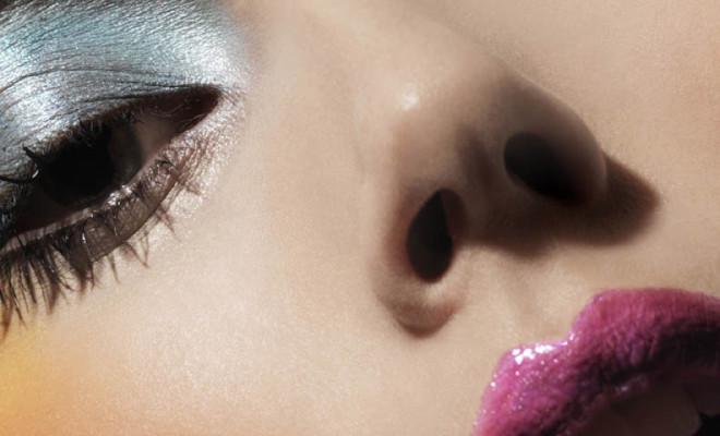 Beauty shoot with Lan Nguyen, MUA. Models for Oxygen. Areilla & Roskana. NON RELEASED